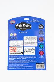Foilz Hair Design Shop Cra Z Art Fab Foilz Jewelry Tattoos Wild Child Blue