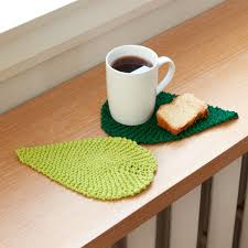 Knit Coaster Pattern