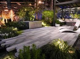 Small Picture Outdoor Garden Inspiring Backyard Garden Design With Wooden