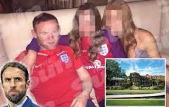 Image result for rooney drunk pictures