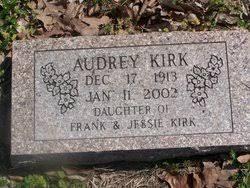 Audrey Essie Kirk (1913-2002) - Find A Grave Memorial