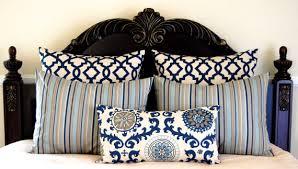 blue pillow shams. Simple Shams Shams Bedding Ensemble Full Queen Pillow Navy Blue Linen  Decorative Throw Covers Set Of Five To D
