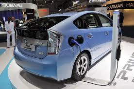 Toyota Prius Plug-In Hybrid: Frankfurt 2011 Photo Gallery - Autoblog
