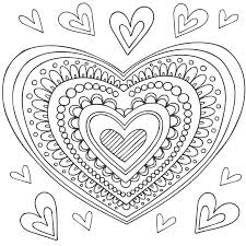 Anti Stress 60 Relaxation Printable Coloring Pages