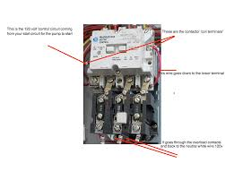 motor contactor wiring diagram in electric magnetic thermal Wiring Motor Overloads motor contactor wiring diagram in 2010 05 22 041140 starter png Electrical Overload