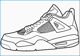 Air Jordan Coloring Pages Wonderfully Air Jordan 23 Coloring Pages