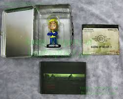 image is loading fallout 3 collector 039 s edition no game