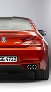 bmw m6 iphone wallpaper. Fine Wallpaper 2013 BMW M6 Coupe Rear IPhone 6  Plus Wallpaper Intended Bmw Iphone Wallpaper