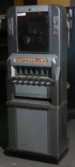 Cigarette Vending Machines Illegal Impressive Artomat Machines Are Retired Cigarette Vending Machines That Have