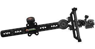 Axcel Achieve Aluminium Cx Cxl Compound Sight Clickers Archery