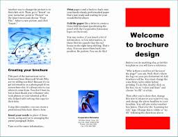 Brochure Template For Word 2007 Download Brochure Template Microsoft Word 2007 Free
