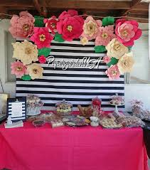 Paper Flower Business Bring Your Event To Life With Paper Flowers Parkbench