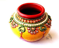 Kalash Decoration Designs