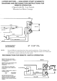 "need help wiring switch to 2 speed pump 4 – wiring diagram from a page in a o smithâ€â""¢s online motor manual page 45 that seemed appropriate"