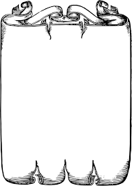 Frame For Word Black And White Frame Clipart Rectangle Transparent Clip Art