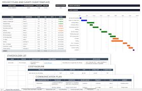 011 Ms Excel Gantt Chart Template Free Ideas Spreadsheet