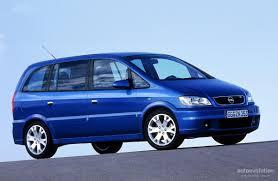 OPEL Zafira OPC specs - 2001, 2002, 2003, 2004, 2005 - autoevolution