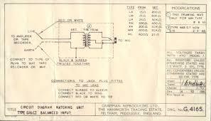 xaudia microphone blog 2013 03 Re20 Wiring Diagram grampian matching transformer wiring Shure SM7B