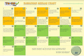 Ramadan Calendars And Fillers Buzz Ideazz