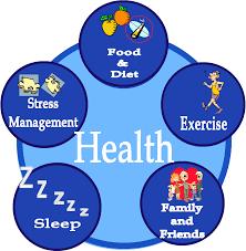 healthy life style piktochart visual editor