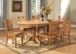 Oak Dining Room Set  Best Dining Room Furniture Sets Tables And - Dining room chair sets 6