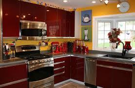 red country kitchen designs. Simple Kitchen Kitchen Design Ideas Red Photo  8 For Red Country Kitchen Designs
