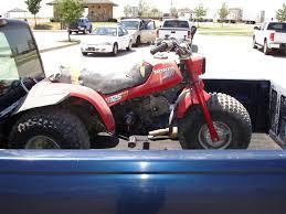 banana bike goes big installing a honda atc125m engine in the anyone need some atc 125 wheels or rear end