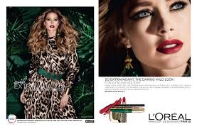 doutzen stuns in winter makeup and beauty looks doutzen kroes for l oreal paris