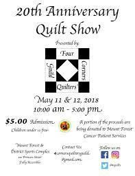 Four Corners Quilt Guild 20th Anniversary Quilt Show,, Canada ... & Four Corners Quilt Guild 20th Anniversary Quilt Show, Adamdwight.com