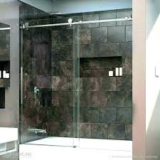 shower doors sliding glass bathtub bathroom tub ergonomic enigma x in door parts sh
