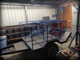 trailer plans trailer build off road camper trailer trailerplans com au