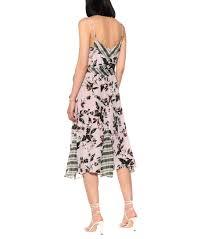 Ciella Silk Midi Dress
