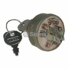 6 prong ignition switch for wheel horse tractors 103991 • 22 50 stens 430 770 indak ignition starter switch mtd 925 1396a snapper 1686734sm