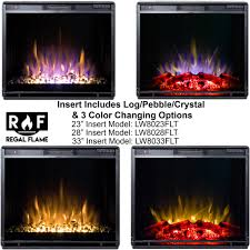 electronics electric fireplace insert with heater elegant 28 inch flat ventless heater electric fireplace insert