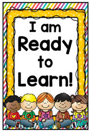 Ready To Learn Behaviour Chart Worksheets Teaching