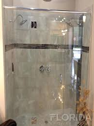 shower glass door glass to glass shower enclosure with euro header glass clamps secure panels shower shower glass door