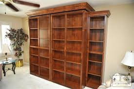 murphy bed cabinet plans. Perfect Murphy Superb Murphy Bed Cabinet Bookcases Hide A Swing Open To  Reveal Side   Throughout Murphy Bed Cabinet Plans L
