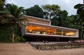 Brazilian Houses Modern Beach House On The Brazilian Coast Idesignarch Interior