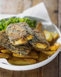 Vegan Fish and Chips Recipe - Healthier ...
