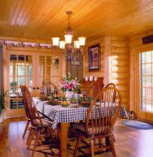 nice home dining rooms. Log Home Dining Rooms Photos Kitchen Expedition Homes Llc Set Nice