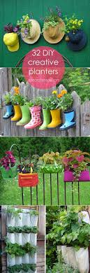 35 Creative Diy Planter Tutorials How To Turn Anything Into A