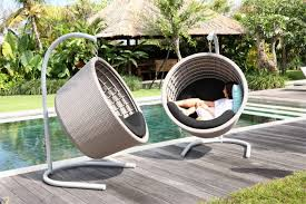 hanging chairs outdoor lovely hanging egg chair outdoor furniture outdoor designs