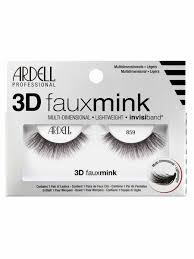 <b>Ardell 3D</b> Faux Mink 859 <b>Накладные ресницы</b>, норка (L)