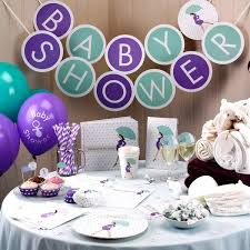 Baby Shower Tableware