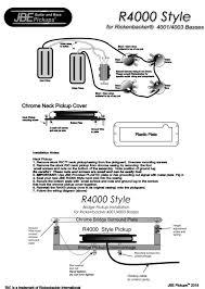 ric, rickenbacker, 4003 bass, 4001 bass jbe pickups rickenbacker 4003 bass wiring diagram r4000 for ric bass wiring
