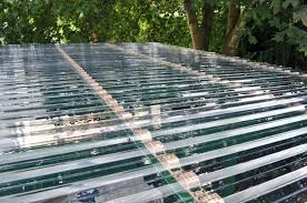 corrugated plastic roof panels wish clear roofing sheet whole regarding 6
