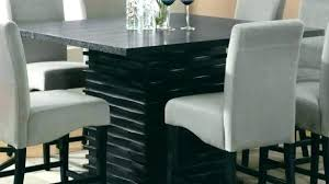 Beautiful Decoration High Top Dining Room Table Set Kitchen Tables Magnificent Granite Dining Room Tables And Chairs