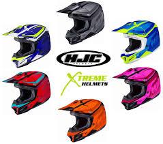 Hjc Helmet Size Chart Details About Hjc Cl Xy 2 Bator Off Road Helmet Youth Kids Helmet S M L Xl