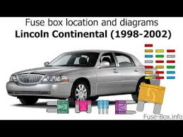 2000 Lincoln Continental Wiring Diagram 77 Lincoln Cont Radio Wiring Diagram