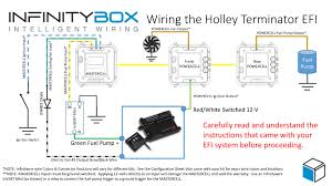 holley terminator efi • infinitybox holley terminator stealth efi system